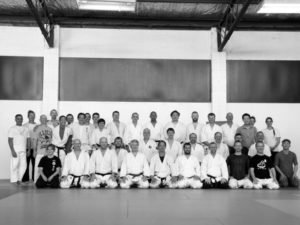 Aunkai Seminar Auckland 2014 Group photo