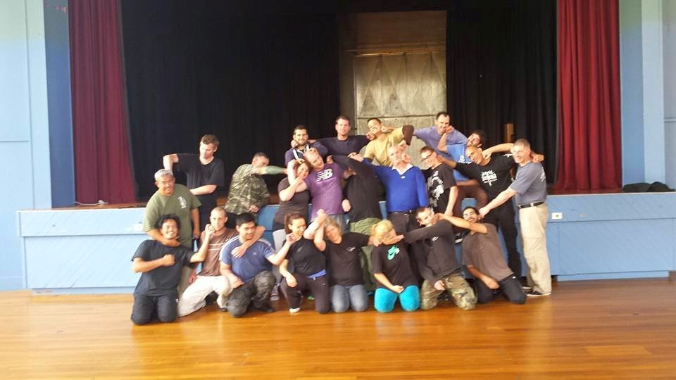 Chest is clean – Systema Russian Martial Art, Seminar with Vali Majd