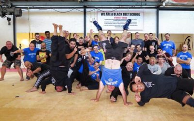 There's a first time for everything (or, everything for the first time) – Maul Mornie & Silat Suffian Bela Diri Bruneian martial art, Melbourne/AUS
