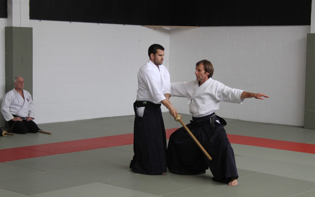 The Fudoshin NZ Tour 2015 with Philippe Orban Sensei (6 Dan Aikido), review by Colin Jowett