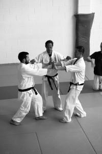 Aunkai Akuzawa, Watanabe & Filip Maric push walking