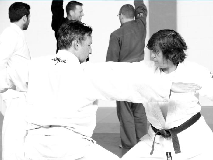 Aunkai Seminar with Filip Maric, review by Paul Huston