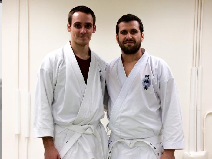 Aunkai Hongkong - Xavier Duval and Filip Maric