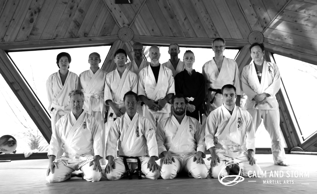 Aunkai Tour NZ 2016 with Akuzawa Minoru Sensei – Review by K. Iguchi