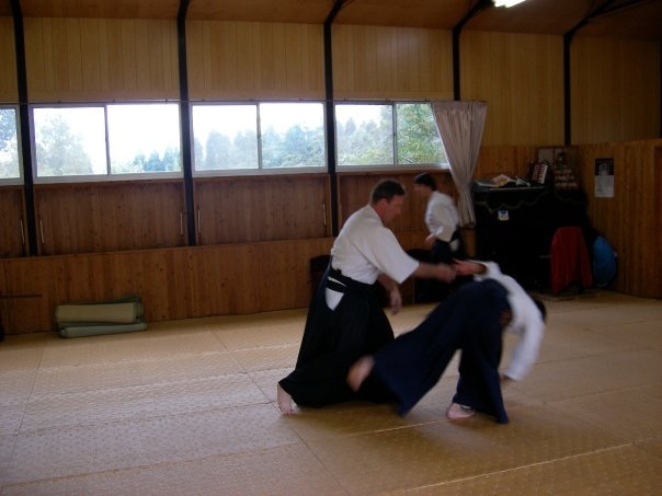 Aikido is simple, people are complicated – A guest post by Alister Gillies